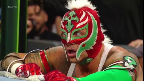 Rey Mysterio is now WWE's 21st Grand Slam Champion