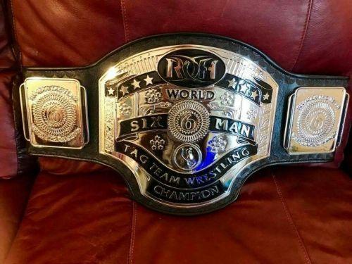 ROH की 6 मेन टॅग टीम चैम्पियनशिप्स