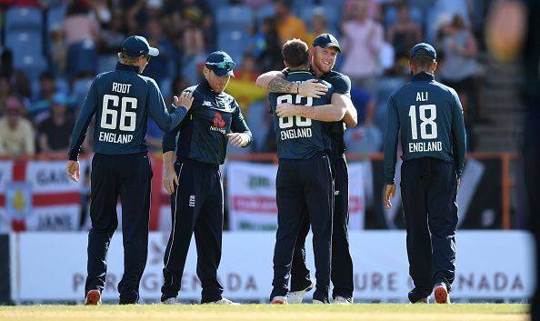 On song England eye clean sweep over the visitors.