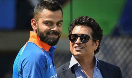 Sachin Tendulkar says tricks to Virat Kohli to cricket world cup 2019