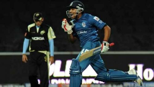Rohit Shrama's crucial game winning kncok against KKR in 2009 will never be forgotten. (Picture courtesy: iplt20.com)