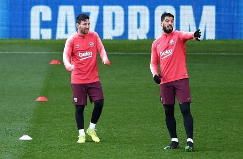 Messi and Suarez's stature could hamper Griezmann at Barcelona
