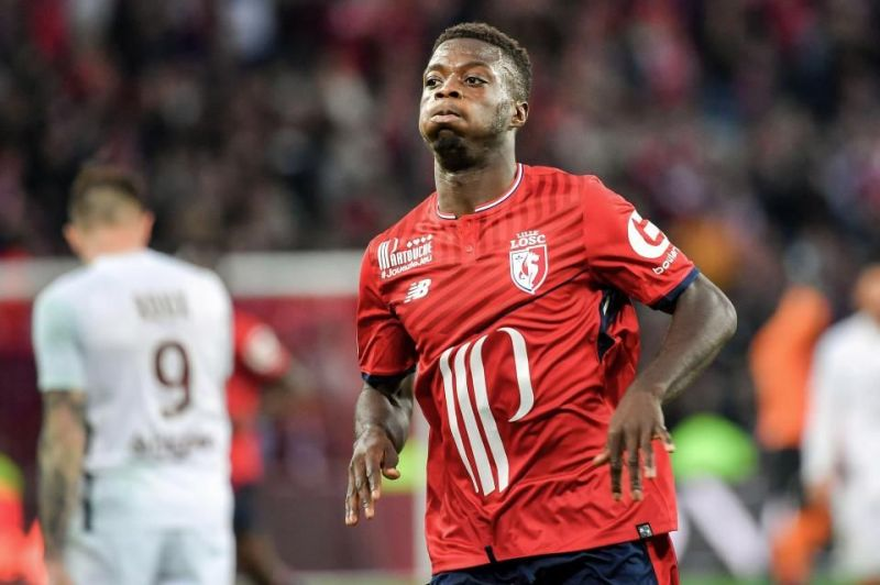 Nicolas Pepe has been a revelation in Ligue 1 this season