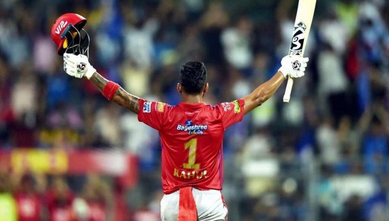 Rahul in terrific form