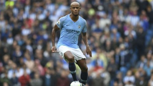 Vincent Kompany will leave Manchester City at the end of this season