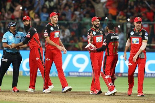 RCB suffered due to failure of overseas players - Image Courtesy (BCCI/IPLT20.com)