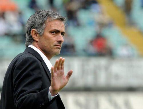 José Mourinhoduring his successful time at Inter Milan