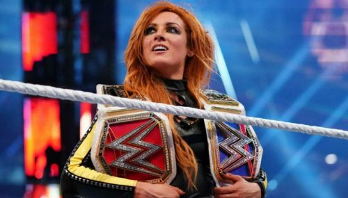 It will be difficult for The Man to retain both belts at Money in the Bank