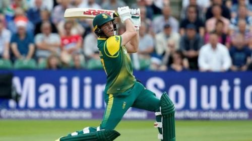 AB de Villiers is the current holder of this record