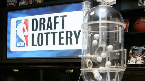 The 2019 NBA Draft Lottery will take place Tuesday at 8:30pm ET.