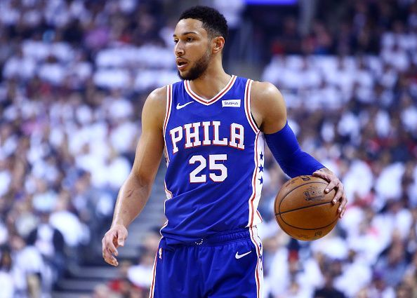 Ben Simmons is among the players the Sixers should be looking to let go this summer