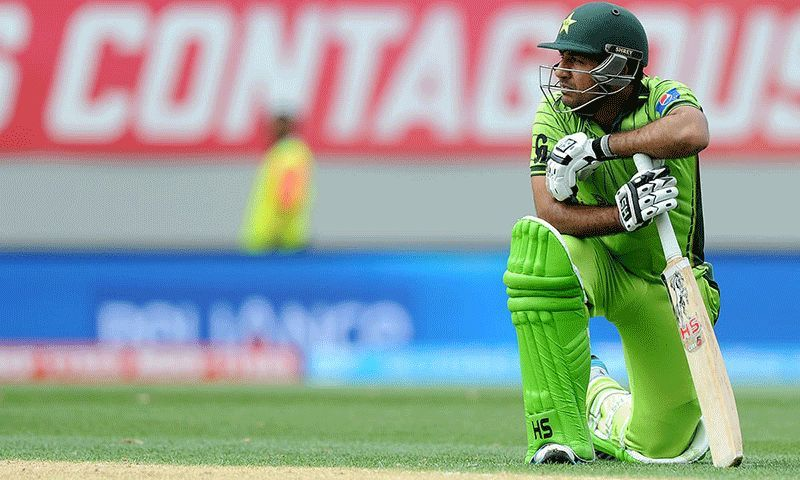 Sarfaraz will have lot of thinking to do ahead of their game against West Indies