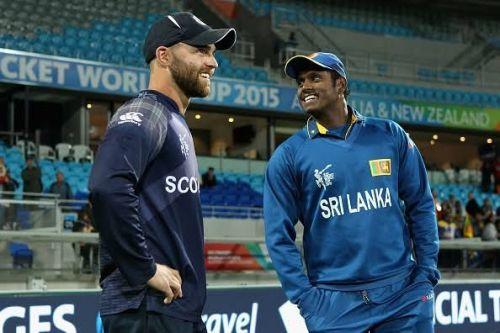 Scotland will host Sri Lanka in the two-match ODI series at the Grande in Edinburgh.