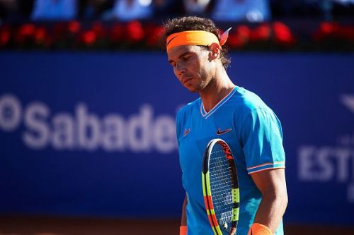 Nadal lost to Thiem in the Semi-final at Barcelona