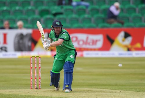 Paul Stirling impressed with 1 century and 1 half-century