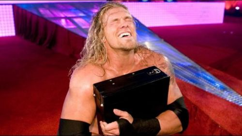 Edge won the first ever Money in the Bank ladder match