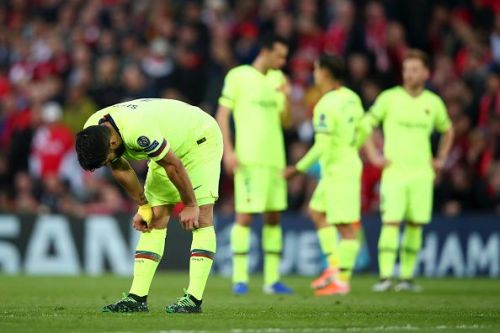 Barcelona were humiliated by Liverpool in the Champions League semifinals second leg