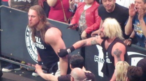 Enzo and Cass are now signed to ROH