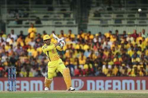 Dhoni's batting and captaincy are the main reasons for CSK reaching the finals (Image Courtesy: BCCI/IPLT20.COM)