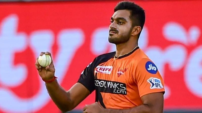 Vijay Shankar - Image Courtesy ( BCCI/IPLT20.com)