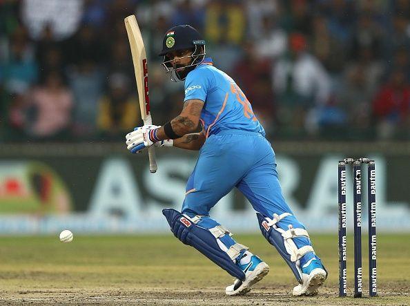 India v Australia - ODI Series: Virat Kohli