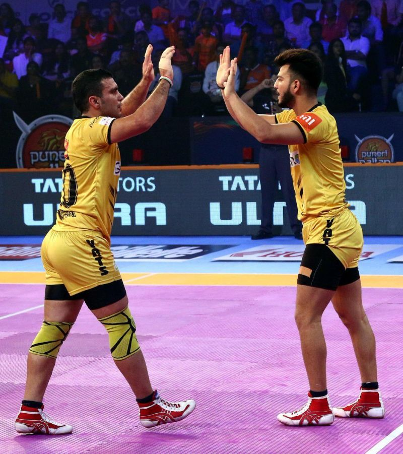 Will the magnificent duo of Abozar and Vishal lead Titans to their first-ever PKL trophy?