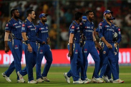 The Mumbai Indians team (picture courtesy: BCCI/iplt20.com)