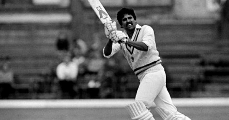 Stupendous knock by Kapil Dev pulled India out of deep waters and led the way to the World Cup 1983 title.