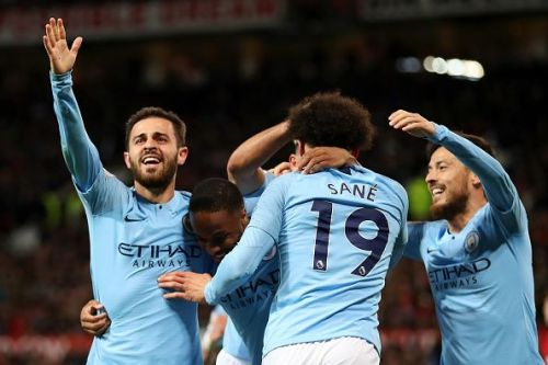 Manchester City's superior goal threat from midfield was a key advantage over Liverpool