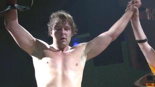 When will Dean Ambrose return to pro wrestling?