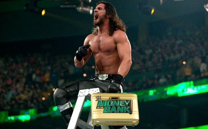 Seth Rollins ascended the heights of WWE, figuratively and literally, in 2014
