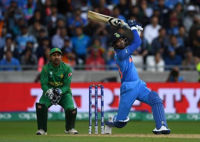 319/3 against Pakistan in 2017 is the highest total by an Indian team at this ground.