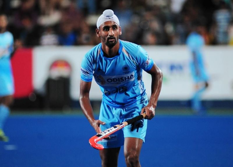 Indian Men's Hockey Team beat WA Thundersticks 2-0 in