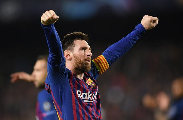 Messi is the favorite for the Ballon d