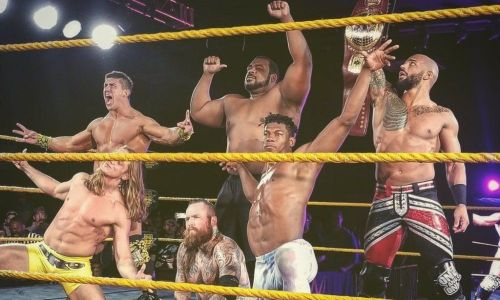 Image result for nxt roster