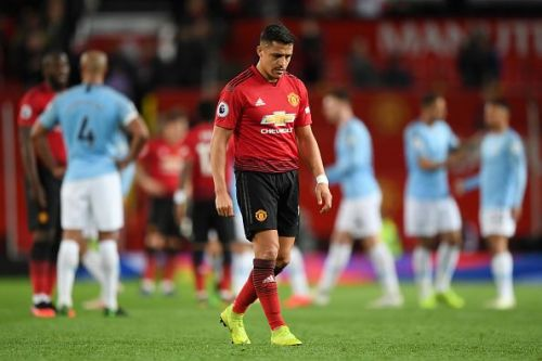 Alexis Sanchez has had another season to forget at Manchester United