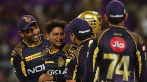 Kolkata Knight Riders had their share of dull moments this season - Image Courtesy (BCCI/IPLT20.com)