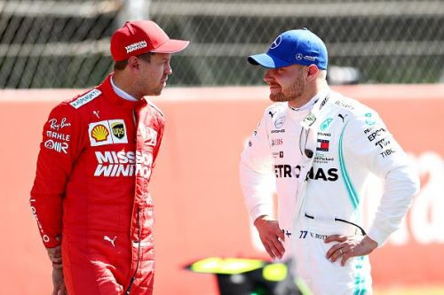 F1 Grand Prix of Spain - Qualifying where Bottas clinched another pole