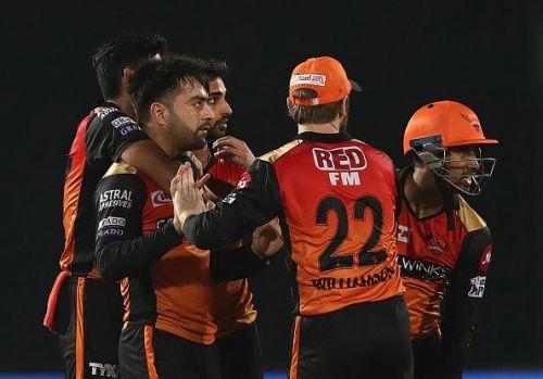 IPL Eliminator - Delhi v Sunrisers