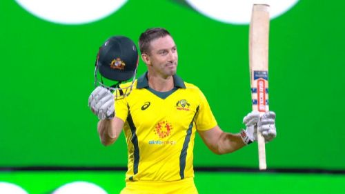 131 by Shaun Marsh of Australia against England in 2018 is the highest individual score by a player at this ground.