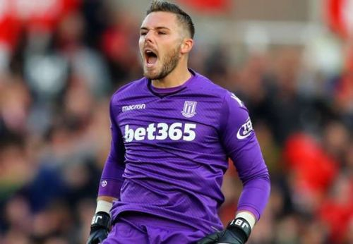 The current Stoke city number one goalkeeper is still highly regarded
