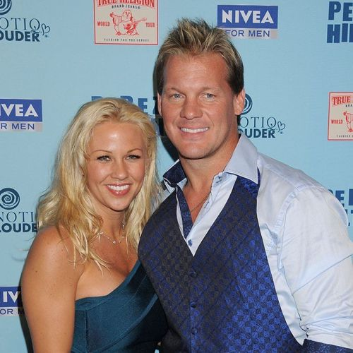 Chris Jericho and jessica