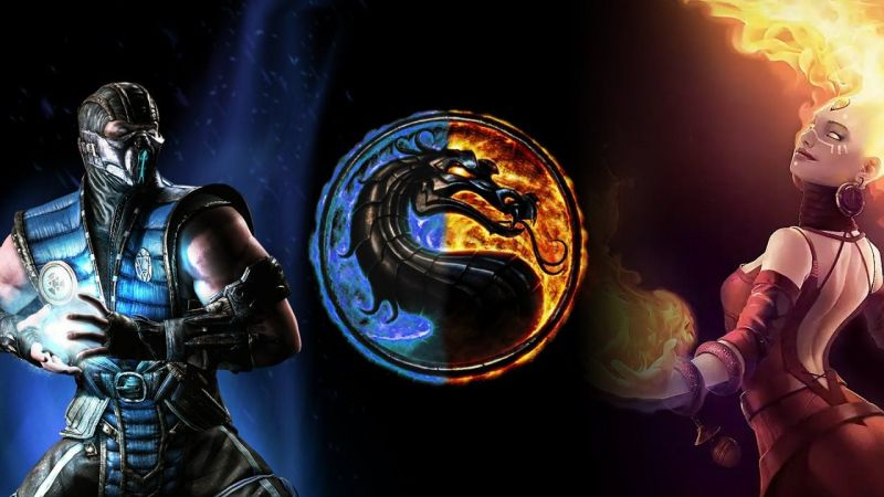 Mortal Kombat vs DOTA2