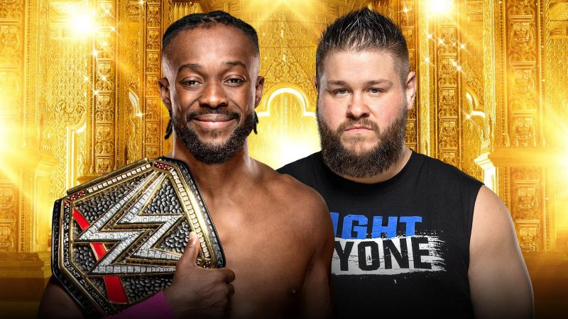 KO will face Kofi Kingston for the prestigious WWE Championship.