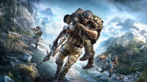 The latest installment in the Ghost Recon series is