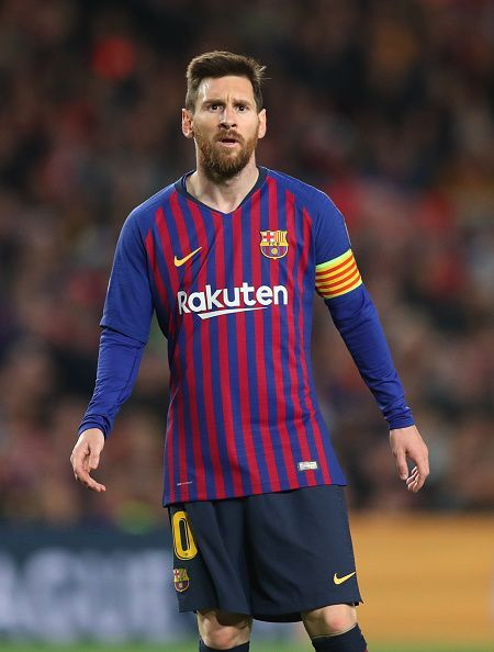 Messi has scored 26 goals against English sides in the UCL, the most by any player