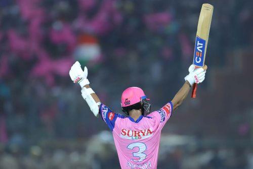 Ajinkya Rahane had a mixed season as batsman and struggled as captain. (Picture courtesy of IPLT20/BCCI)