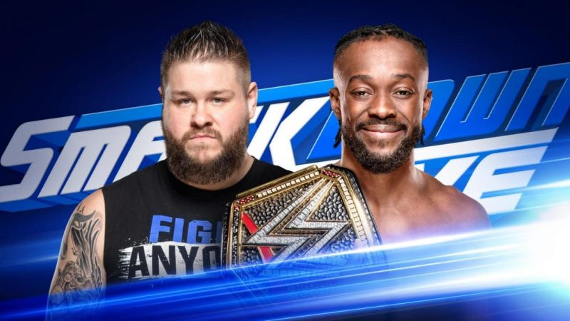 Kofi Kingston could appear on Kevin Owens Show this week