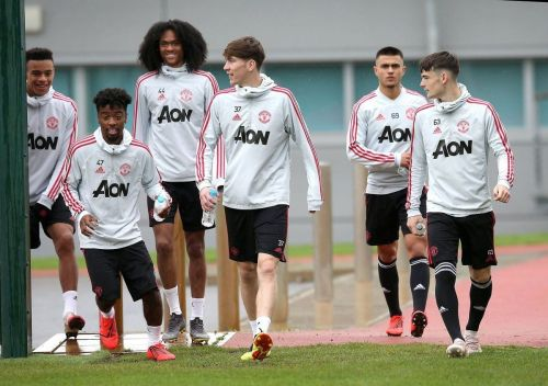 Future superstars to grace the Old Trafford stage.