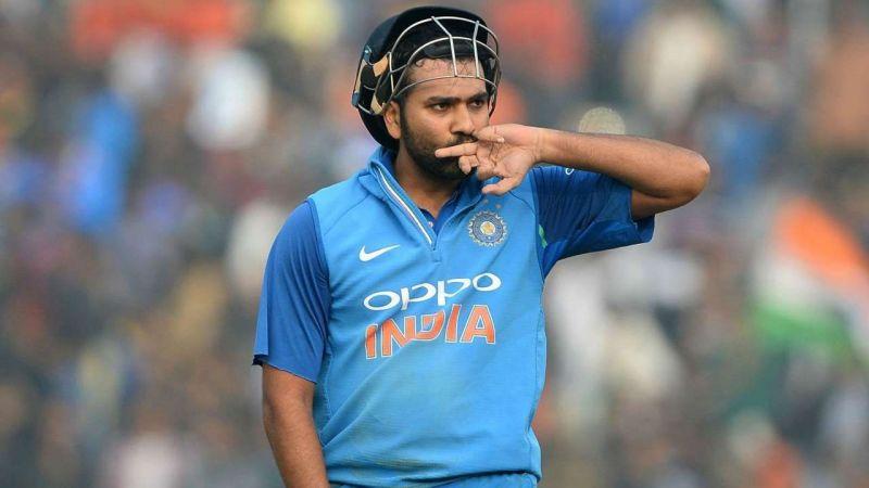 Sharma has hit 3 double centuries